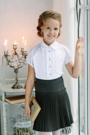 Одежда с обаянием (Красивая школьная блузка на рост 146)