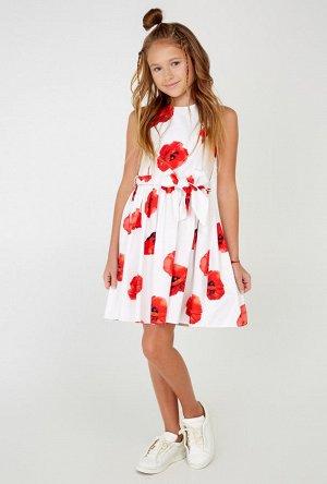 Платье для девочек Акула.