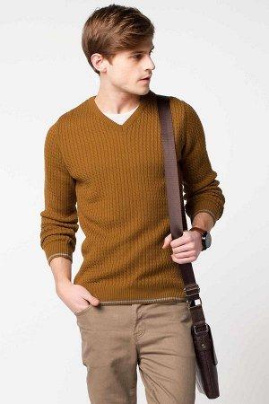 Свитер %100 acrylic Long Sleeve Man Pullover