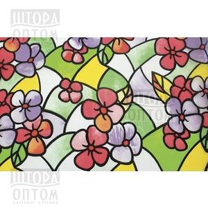 Шторы и текстиль для дома от Нивасан/Новинки/Акции — Статические пленки на окна — Интерьер и декор