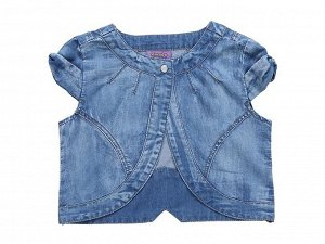 Жилет джинсовый для девочек
