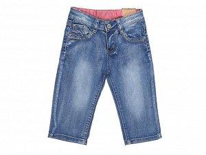 Бриджи джинсовые для девочек