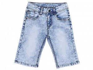 Бриджи джинсовые для мальчиков