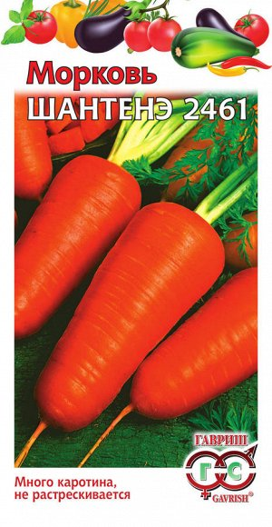 Морковь Шантенэ 2461 2,0 г