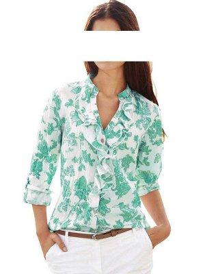 Блуза 100% хлопок