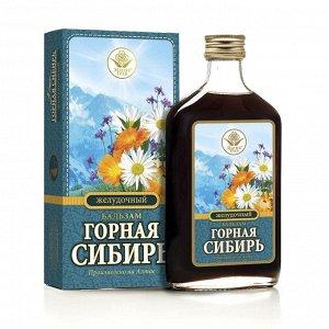 Бальзам «Горная Сибирь» желудочный,250 мл