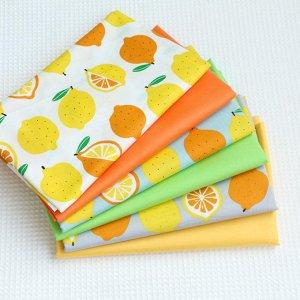 Тканиь лимоны
