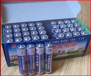 Батарейка АА (40 шт.)