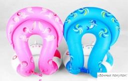 Жилет-кольцо надувной