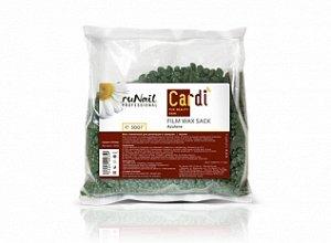 Воск пленочный для депиляции в гранулах Cardi (аромат: «Азулен»), 500 г