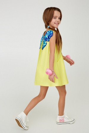 Платье для девочки, размер 128