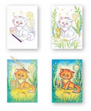 """Набор """"Волшебные картинки.Кошки"""""""