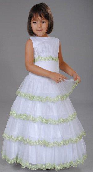 платье салат