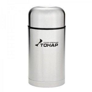 Термос HS.TM-018 1000ML (широкое горло, чехол) TONAR