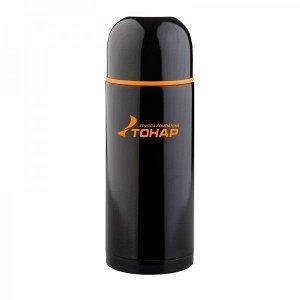 Термос HS.TM-024 750ML черный (дополн.пласт.чашка) TONAR