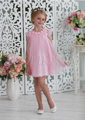 Платье Шанталь розовый