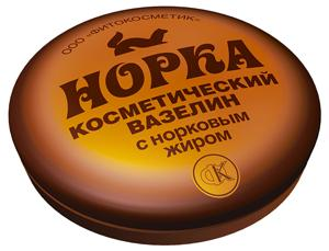 "ФИТО Вазелин косметический ""Норка"" с норковым жиром"