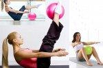 Мяч для йоги