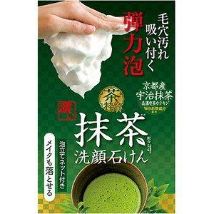 Мыло для лица Matcha Sekken
