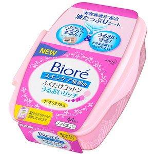Салфетки для снятия макияжа Biore 44 шт.