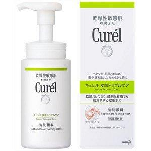 Пенка для ухода за проблемной кожей Curel