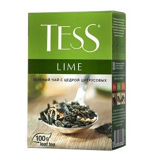 Чай Тесс Lime, 100г