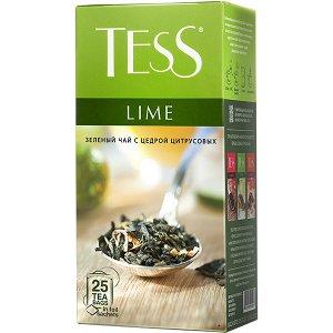 Чай Тесс Lime, 25пак