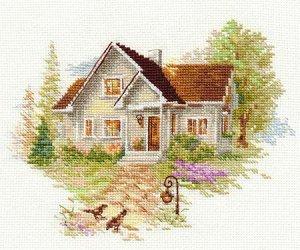 Июльский домик