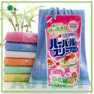 """""""Mitsuei"""" Гель для стирки белья с ароматом роз 800 мяг.уп."""