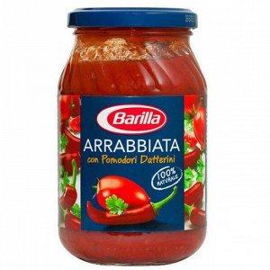 """Соус """"Барилла"""" Арраббьята (с перцем и зеленью)"""