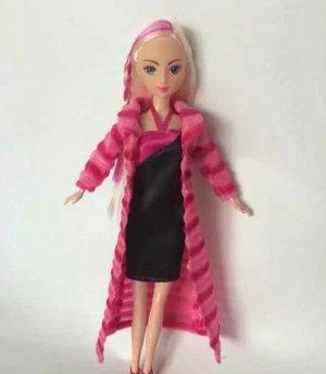 Комплект одежды (платье + пальто)