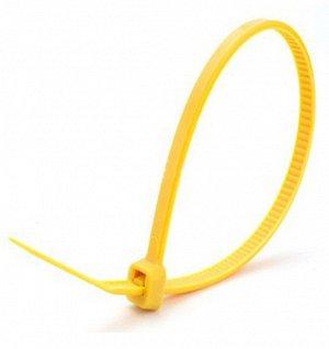 Кабельные стяжки желтые КС-Ж1