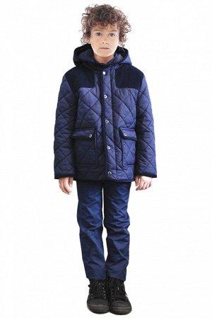 чудесная куртка на мальчика рост 98-104