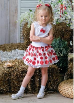 Красивая юбка на лето!