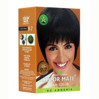 Косметика и краски для волос из Индии.  Бады!         — Краска для волос на основе натуральной хны, ColorMate — Для волос