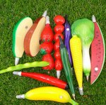 """Ручка """"Овощи"""""""