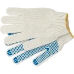 Перчатки трикотажные для ремонтных и строительных работ