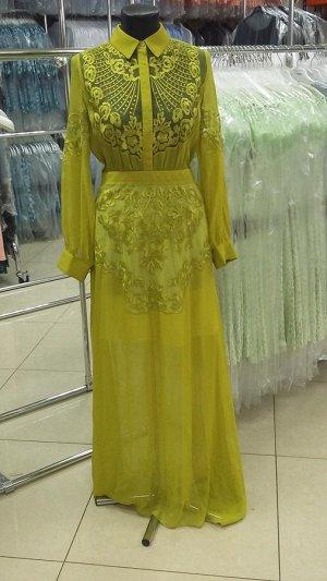 платье дизайнера Ксении Князевой