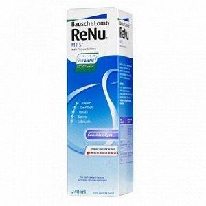 Р-р для контактных линз B&L ReNu MPS 240мл