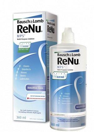 Р-р для контактных линз B&L ReNu MPS 360мл