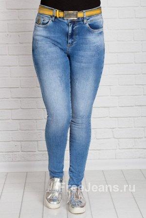 Джинсы из закупки фри джинс на 50-52 размер