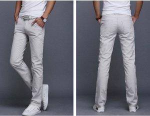 Летние мужские брюки х/б