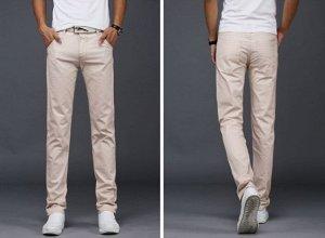 летние молодёжные  джинсы