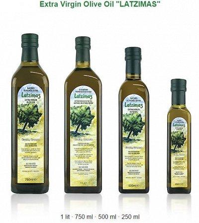 Оливковое масло с о.КРИТ. Маслины и оливки  — Оливковое масло (Греция) — Продукты питания