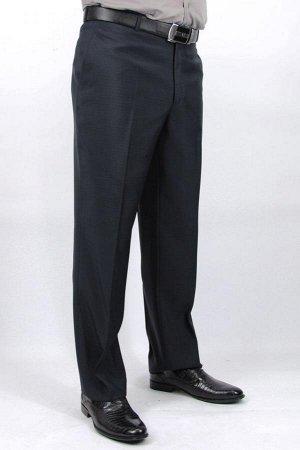 Мужские брюки черного цвета 52 размера на высокого мужчину.
