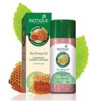 «Bio Honey Gel REFRESHING FOAMING FACE CLEANSER» Гель для лица с медом