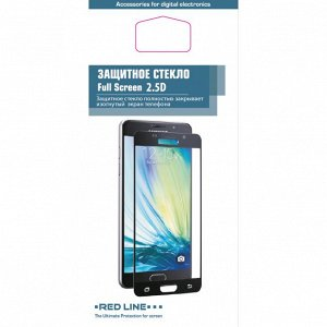 Samsung Galaxy S7 Edge Full Screen (3D) tempered glass черный