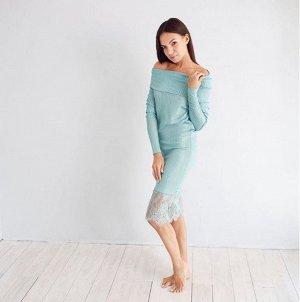 Платье серебряного цвета итальянской марки. Дешевле СП