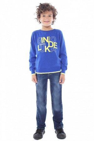 Пуловер для мальчика по смешной цене, рост 134-140
