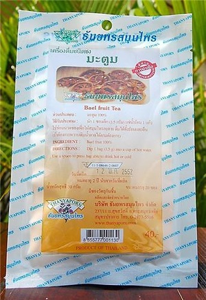 Чай Баэль (ма-тум) фрукт